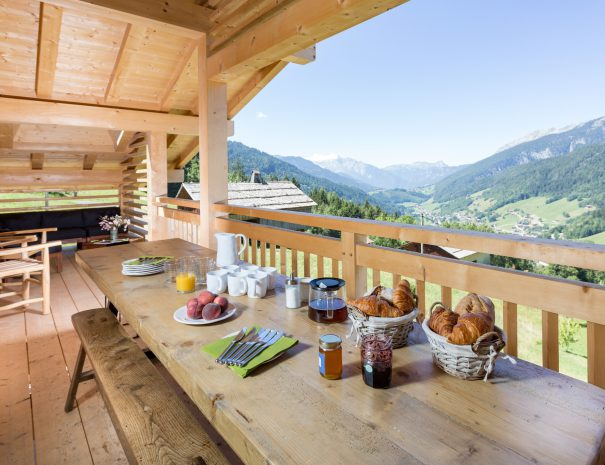 amazing view chalet rental