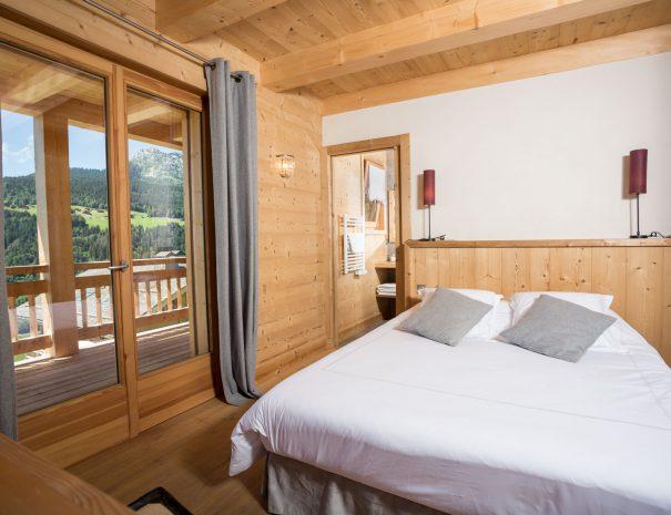 luxury chalet rental mountains