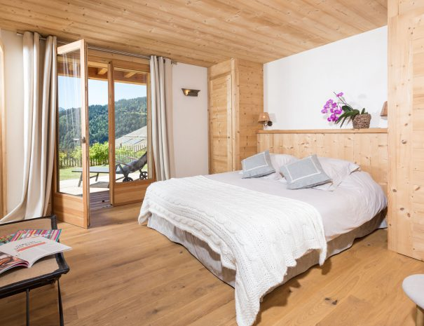 beautiful rooms chalet