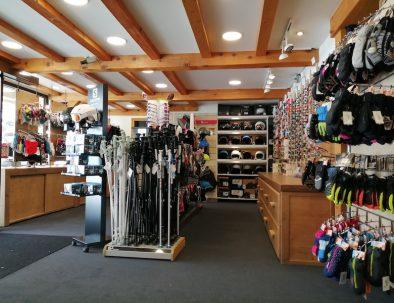 ski rental grand bornand